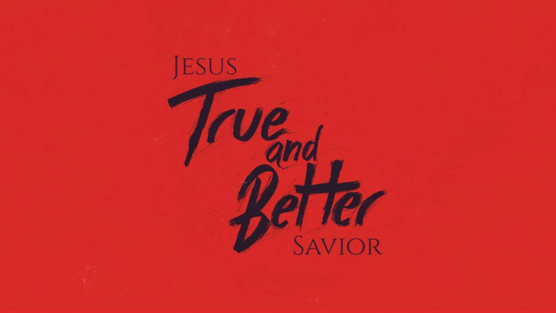 Jesus: True and Better Robe Dipped in Blood Image