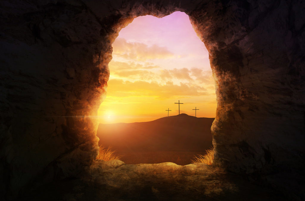 Reflections on the Death & Resurrection: